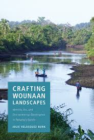 Book Cover: Crafting Wounaan Landscapes