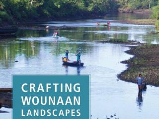 Book jacket: Crafting Wounaan Landscapes