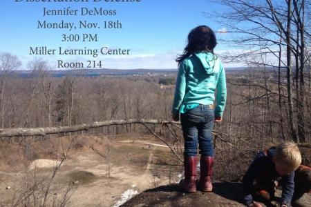 Dissertation Defense - Jennifer DeMoss